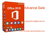 الصين FPP Retail Key Microsoft Office 2019 Professional COA License Sticker الشركة