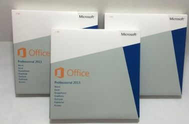 الصين FPP License Office 2013 Professional Retail، Microsoft Office 2013 Retail DVD Activation موزع